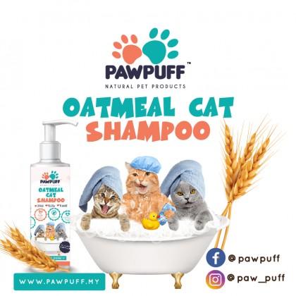 Cat Shampoo Oatmeal